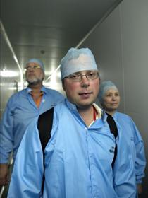 Boris Jakopović laboratoriji Alphay konferenca zdravilne gobe
