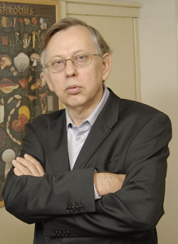 Jakopović je vodilni strokovnjak za zdravilne gobe.