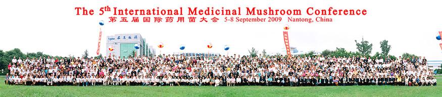 zdravilne gobe mednarodna konferenca IMMC5