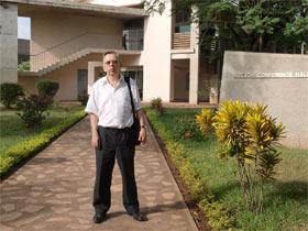 Ivan Jakopović afriška konferenca o zdravilnih gobah