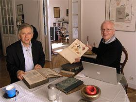 Ivan Jakopović i Christian Volbracht
