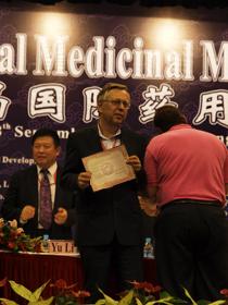 Dr. Jakopović zdravilne gobe plaketa