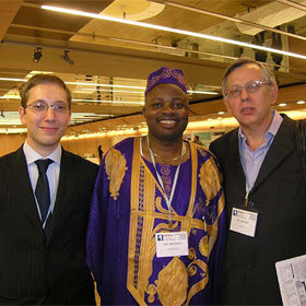 Jakopovich Ivan, Omon Isikhuemhen and Neven Jakopovich