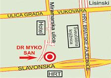 Karta dućan Myko San - Zdravlje iz gljiva