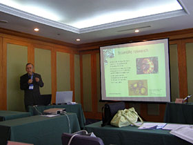 Ivan Jakopovich Myko San presentation in China