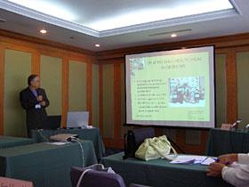 Dr. Ivan Jakopovich Myko San presentation beijing biotech conference